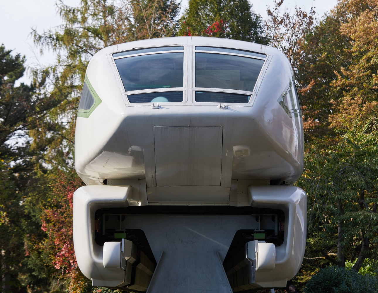 Transrapid 06, Segmet 2